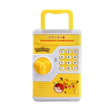Password Safe Electronic Locks Savi ... haracter Pokemon Celengan