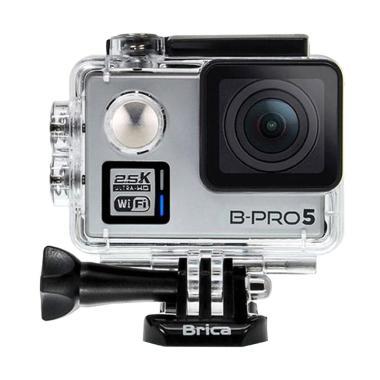 Brica B-PRO 5 Alpha Plus Version 2  ... som C Action Cam - Silver