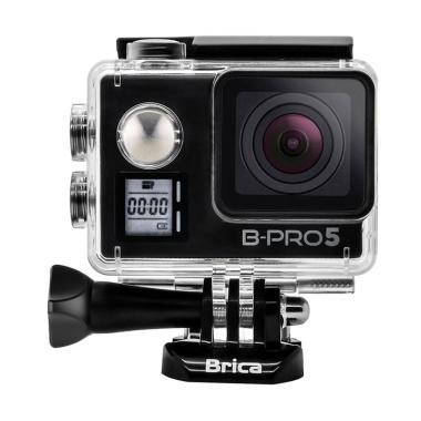 Brica B-PRO 5 Alpha Edition Mark II ... som Action Camera - Hitam