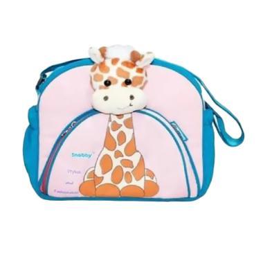 Snobby Giraffe Series TPT 1176 Saku ... s Bayi Kecil - Pink Toska
