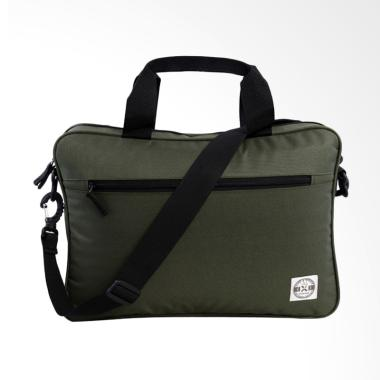 The X Woof Tsling-E 1.0 Sling Bag - Green Army