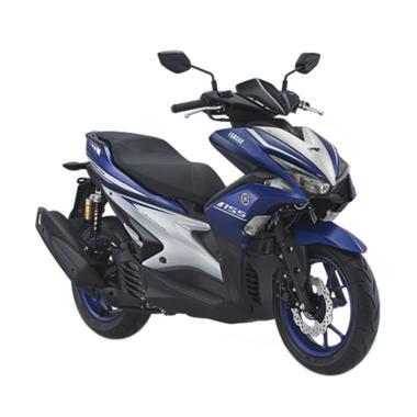 Yamaha Aerox 155 VVA R Sepeda Motor [VIN 2019/ OTR Sumatera Utara]