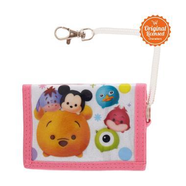 Disney CL07981-24-0005 Tsum Tsum 2 Folder Dompet Anak