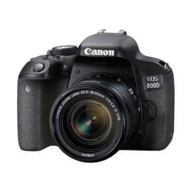 Canon EOS 800D Kamera DSLR Kit 18-55mm [Wifi]