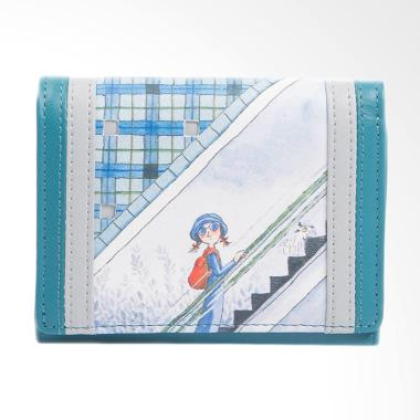 IPC Mansion Selected JIMMY Vintage Escalator Short Purse Dompet Wanita