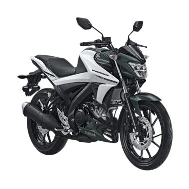 harga Yamaha All New Vixion R 155 Sepeda Motor - Matte Green White Blibli.com