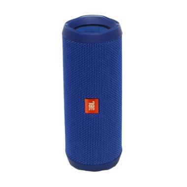 JBL Flip 4 Bluetooth Speaker - Blue Ladang