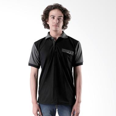 Gshop Kaos Polo Shirt Atasan Pria [ADG 0389]