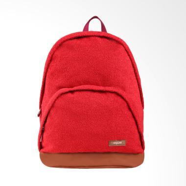 Exsport Havana Backpack Wanita - Red
