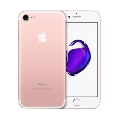 Apple iPhone 7 32 GB Smartphone - Rose Gold + Free Tongsis