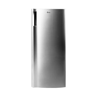 LG GN-INV201SL Kulkas 1 Pintu [169 Liter]
