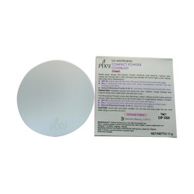 PIXY Compact Powder Coverlast - Cream