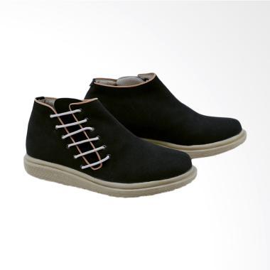 Garsel Ankle Boots GMN 2754 Sepatu Wanita - Hitam