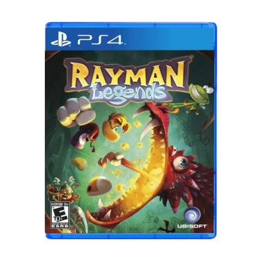 SONY Playstation 4 Rayman Legends R2 DVD Games