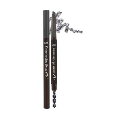 Etude House New Drawing Eyebrows Pencil Alis - 04 Dark Grey [0.25 g]