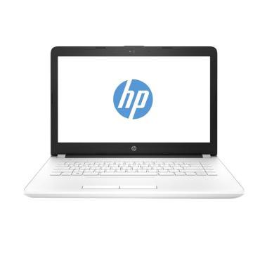 HP 14-BS002TU Notebook - White [Dual Core N3060/500 GB/4 GB/14