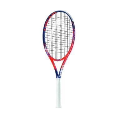 Head Radical Touch S New 2018 Raket Tennis - Bright Orange Red