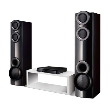 LG LHD677 Soul-Shaking Sound with D ... stem Karaoke Home Theater