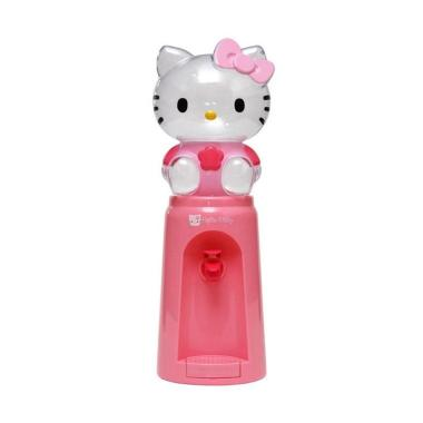 Hello Kitty Air Minum Dispenser - Pink