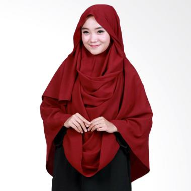 amella-hijab_amella-hijab-elsa-07-kerudung-instan---dark-red_full02 Hijab Elsa Termurah plus dengan Daftar Harganya untuk saat ini