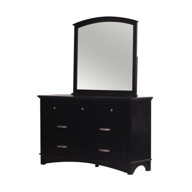 Thema Home 1077 Dresser & Mirror Ib ... Tables [Wilayah Surabaya]
