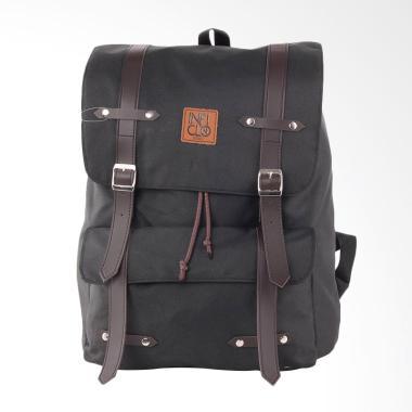 Inficlo Kasual Bag Backpack Laptop Tas Ransel Unisex