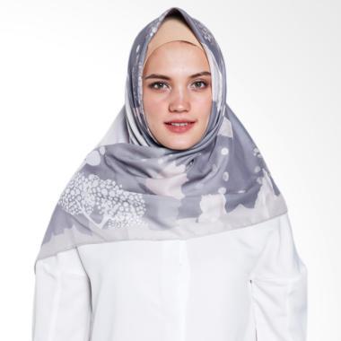 Sarah Sofyan Carrè Hijab - Taupe