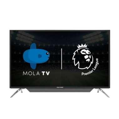 harga POLYTRON 43 INCH MOLA SMART TV PLD43AS1558 Blibli.com