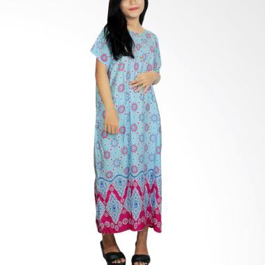 Batik Alhadi DPT001-70B Daster Leng ... ur Ibu Hamil dan Menyusui
