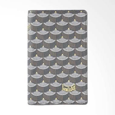 Faure Le Page Bi-Fold Wallet 8 CC - Dark Brown [100% Original - FLP]