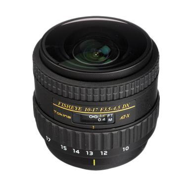 Tokina For Nikon 10-17MM F/3.5-4.5  ... e jpckemang GARANSI RESMI
