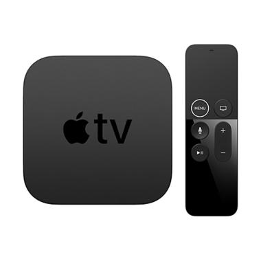 Apple TV 4th Generation - Black [4K/32 GB]