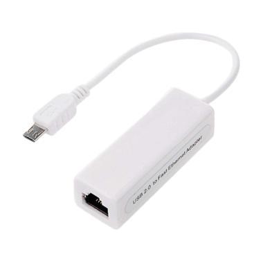 EACAN Micro USB to Ethernet LAN Adaptor