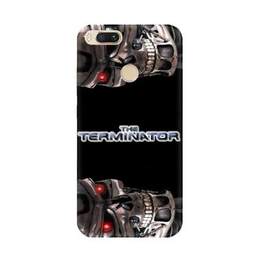 Acc Hp Terminator Z0148 Custom Casing for Xiaomi Mi A1 or Mi 5X