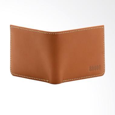 Brodo Holmes Wallet - Tan