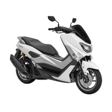 Yamaha New NMAX 155 Non ABS Sepeda Motor [OTR Surabaya]