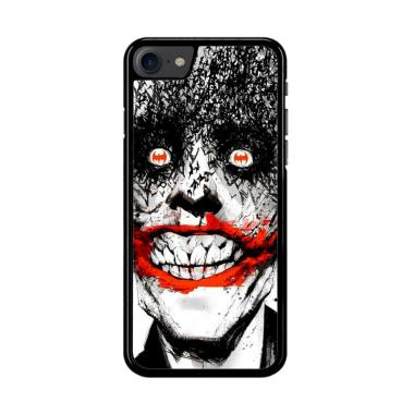 Flazzstore Creepy Smile Face Joker  ...  Casing for iPhone 7 or 8