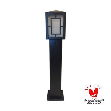 ATN- LT 016 - Minimalis Lampu Taman - Hitam