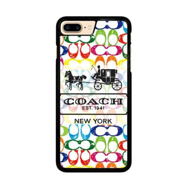 Flazzstore Coach Pattern Logo Z4276 ... iPhone 8 Plus Custom Case