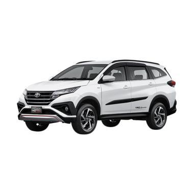 Toyota All New Rush S 1.5 TRD Mobil - White