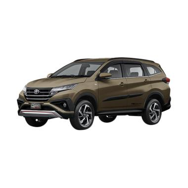 Toyota All New Rush 1.5 G Mobil - Bronze Mica Metallic