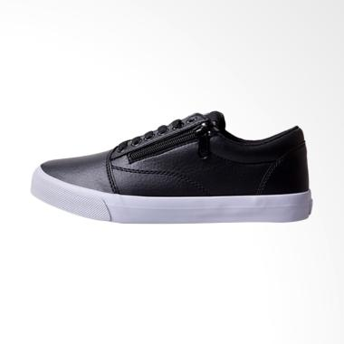 Ardiles Kosovo Sneakers Men Shoes - Hitam Putih