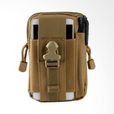 OEM Militer Taktis Stylish Sigfried ...  Smartphone Case - Coklat