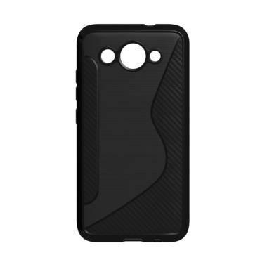 promo code 81cbb d5f7e OEM S-Line Carbon Casing for Huawei Y3 2017
