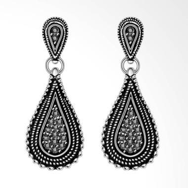 SOXY FSE012 Fashion Water Drop Lady Earring Wanita