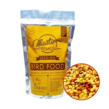Master Lovebird Lomba Premium Makanan Burung