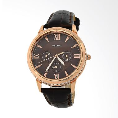 Orient Jam Tangan Pria - Brown [FSW03001T]