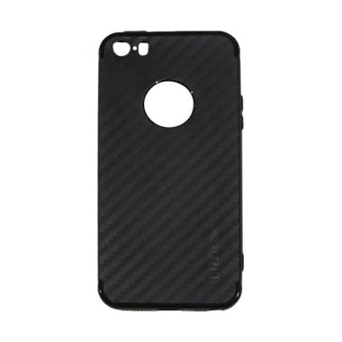 Lize Design Carbon iPhone 5G Candy  ... e 5S / Iphone 5SE - Hitam