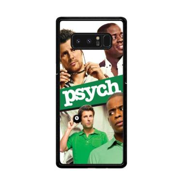 Flazzstore Psych Tv Series Y2600 Co ... for Samsung Galaxy Note 8