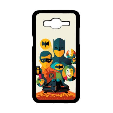 Acc Hp Batman Classic Series Custom Hardcase Casing For Samsung Galaxy J2 Prime